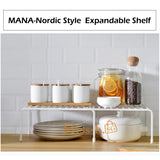 VERTA-Nordic style kitchen storage shelf