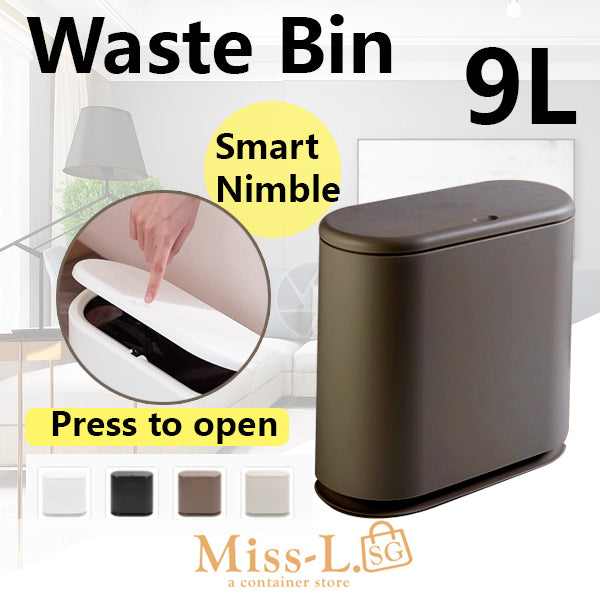 Dayton-9L Smart Nimble Waste Bin