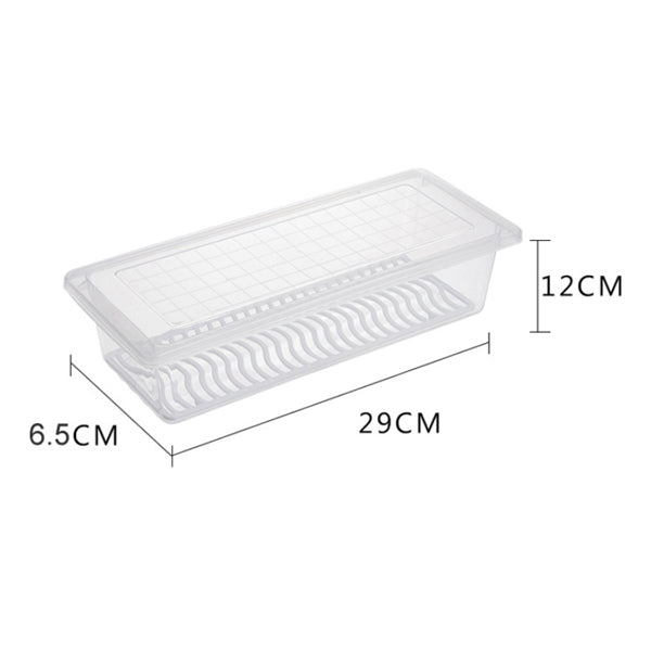 SODDA Food box with removeable drain plate