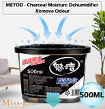 METOD Charcoal Moisture Dehumidifier Remove Odour