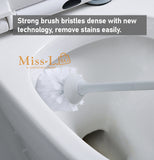 HOMB-Toilet Cleaning Brush With Holder