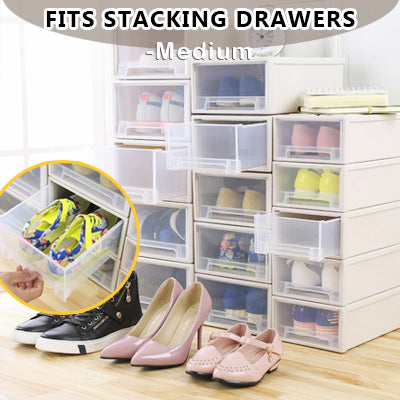 #FITS STACKING DRAWERS-Medium