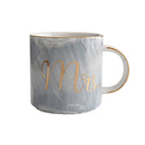#Marble Coffee  Mugs