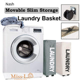 Nash- Slim Laundry Basket