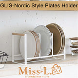 GLIS-Nordic Style Plates Holder