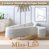 Caldara-Standing hanger holder