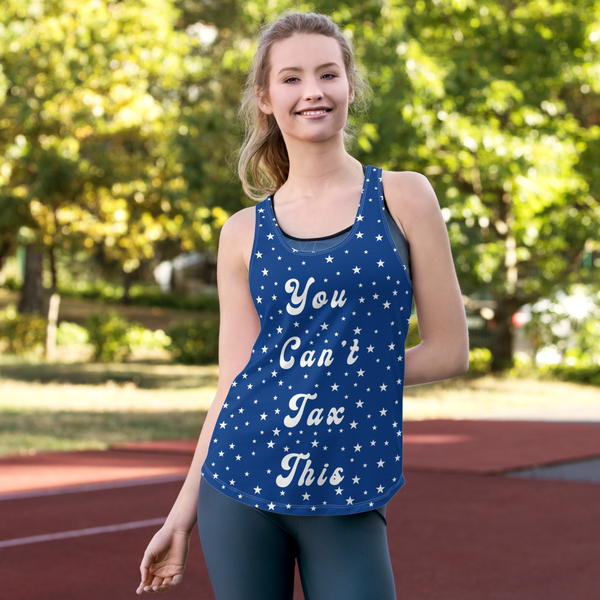 You Can't Tax This Tank Top