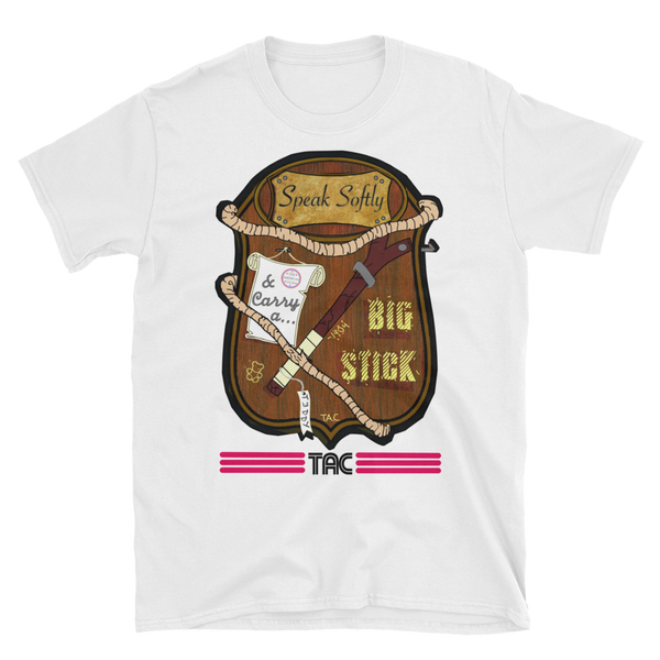 Limited Edition Teddy Roosevelt T-Shirt