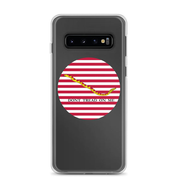 First Navy Jack (DON'T TREAD ON ME) Samsung Case