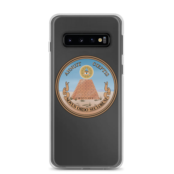 Reverse of The Great Seal of The United States of America Samsung Case