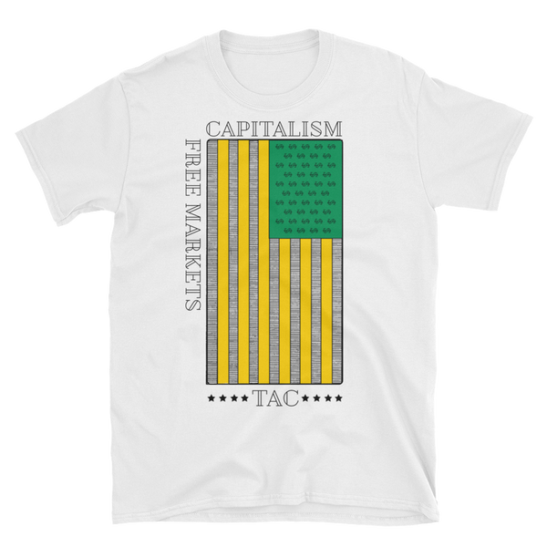 Special Edition Classic Capitalism Shirt