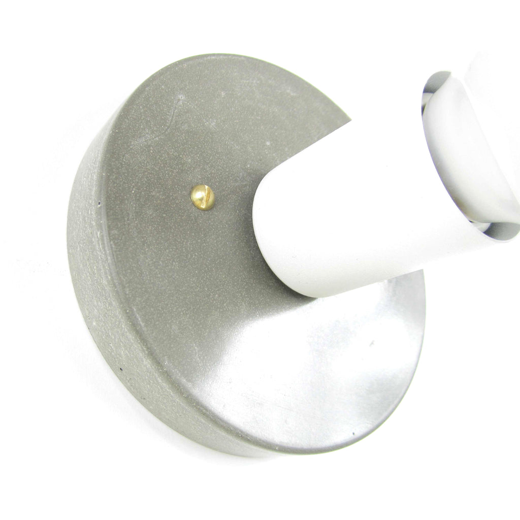 Pop Up concrete wall sconce or ceiling mount - gdomm
