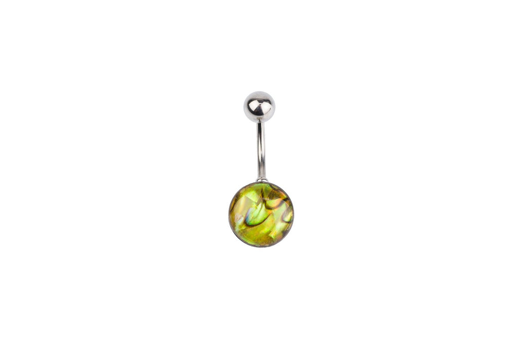 Eyetiger Surgical Steel Navel Barbell