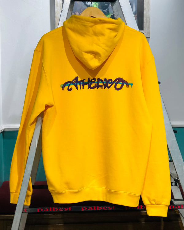Athens Gold Hoodie