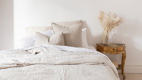 How To Style Your Dream Bed With Cushions