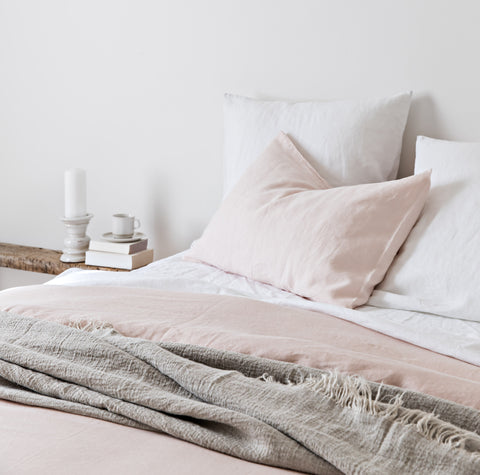 french linen throw