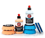 Adam's 4″ Two Step Pad & Polish Kit - Adam's Polishes Australia