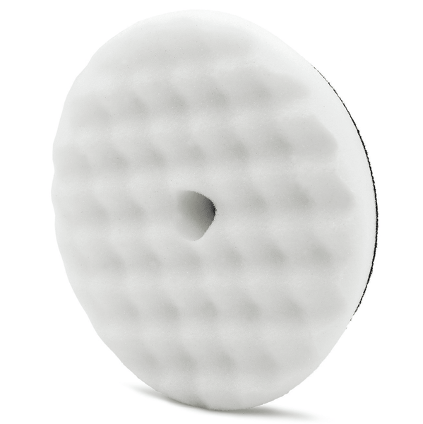 Adam's 5.5″ White Foam Finishing Pad - Adam's Polishes Australia