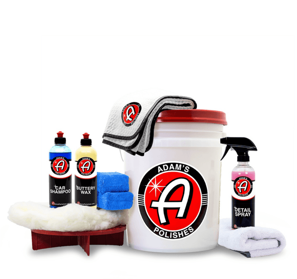 Adam's Basic Wash & Wax Kit - Adam's Polishes Australia