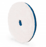 Adam's Blue 5.5″ Microfibre Cutting Pad - Adam's Polishes Australia
