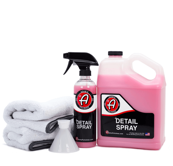 Adam's Detail Spray Collection - Adam's Polishes Australia