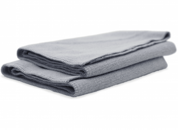 Adam's Edgeless Microfibre Utility Towels – 2 pack - Adam's Polishes Australia