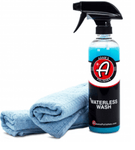 Adam's Waterless Wash & Towel Combo - Adam's Polishes Australia