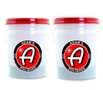 Adam's Wash & Rinse 2 Bucket Combo - Adam's Polishes Australia