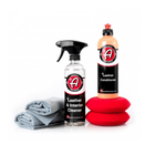 Adam's Leather & Interior Care Kit - Adam's Polishes Australia