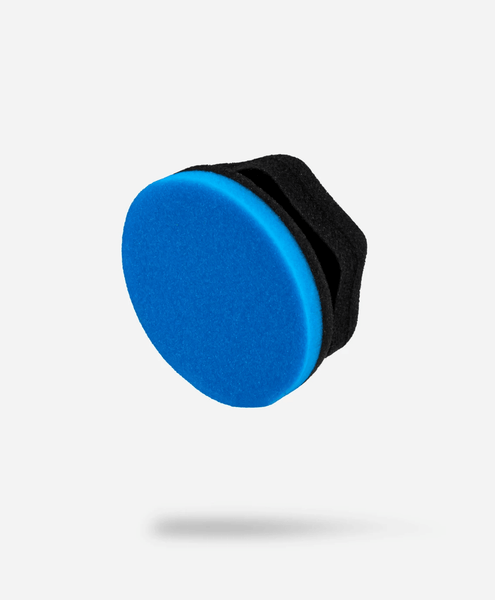 Adam's Blue Hex Grip Applicator - Adam's Polishes Australia