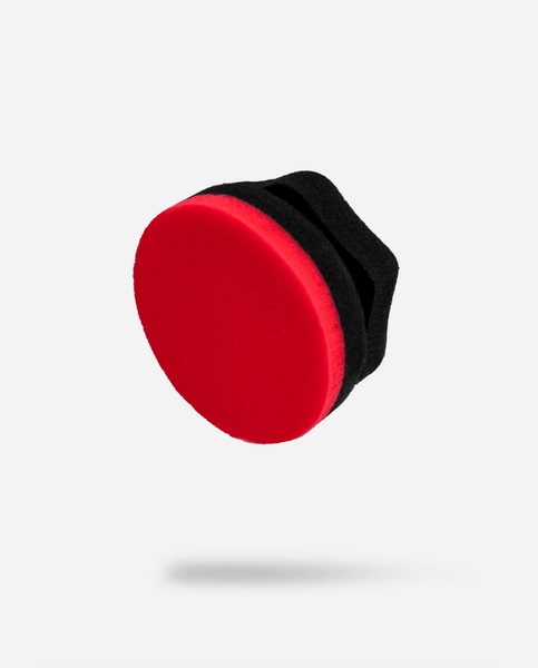 Adam's Red Hex-Grip Applicator - Adam's Polishes Australia