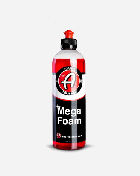 Adam's Mega Foam Shampoo 16 oz. - Adam's Polishes Australia