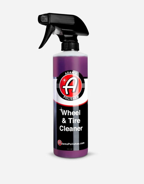 Adam's Wheel and Tyre Cleaner 16 oz. - Adam's Polishes Australia