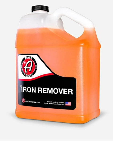 Adam's Iron Remover Refill Gallon - Adam's Polishes Australia