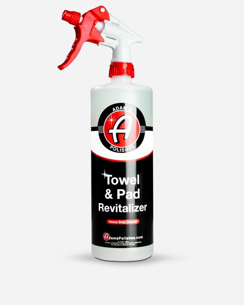 Adam's Towel & Pad Revitiliser 32 oz - Adam's Polishes Australia