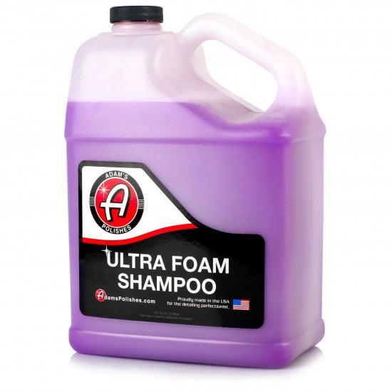 Adam's Ultra Foam Shampoo Refill - Adam's Polishes Australia