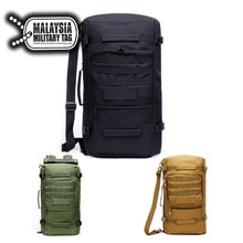 60L 3-in-1 Tactical backpack 06(Free Shipping in Malaysia)