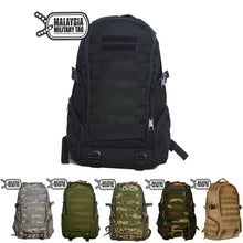 Assault Tactical Back Pack 05(Free Shipping in Malaysia)