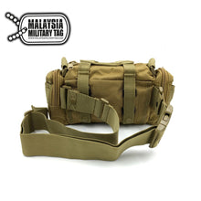 Black Ops Tactical Waist Pouch(Free Shipping in Malaysia)