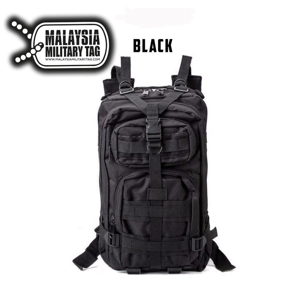 Tactical military backpack Malaysia 4f3fc4c98f7