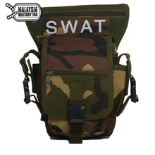 SWAT Tactical Leg Pouch
