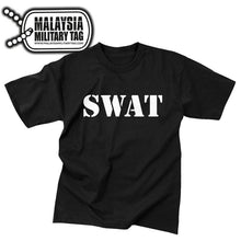 SWAT and ARMY T-shirt