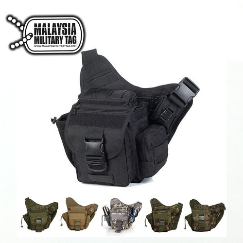 Multi-functional Military Tactical Messenger Bag(Free Shipping in Malaysia)