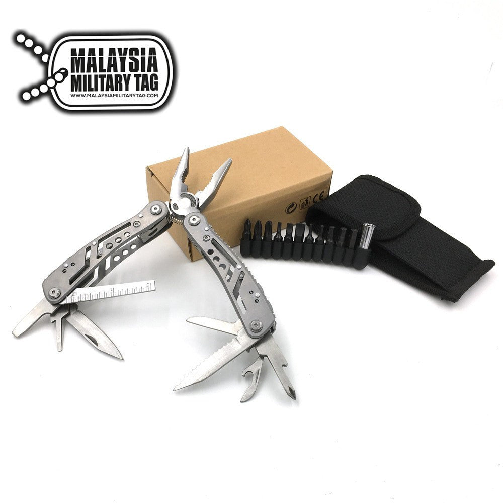 Stainless steel 20-in-1 multitools(Free Shipping in Malaysia)