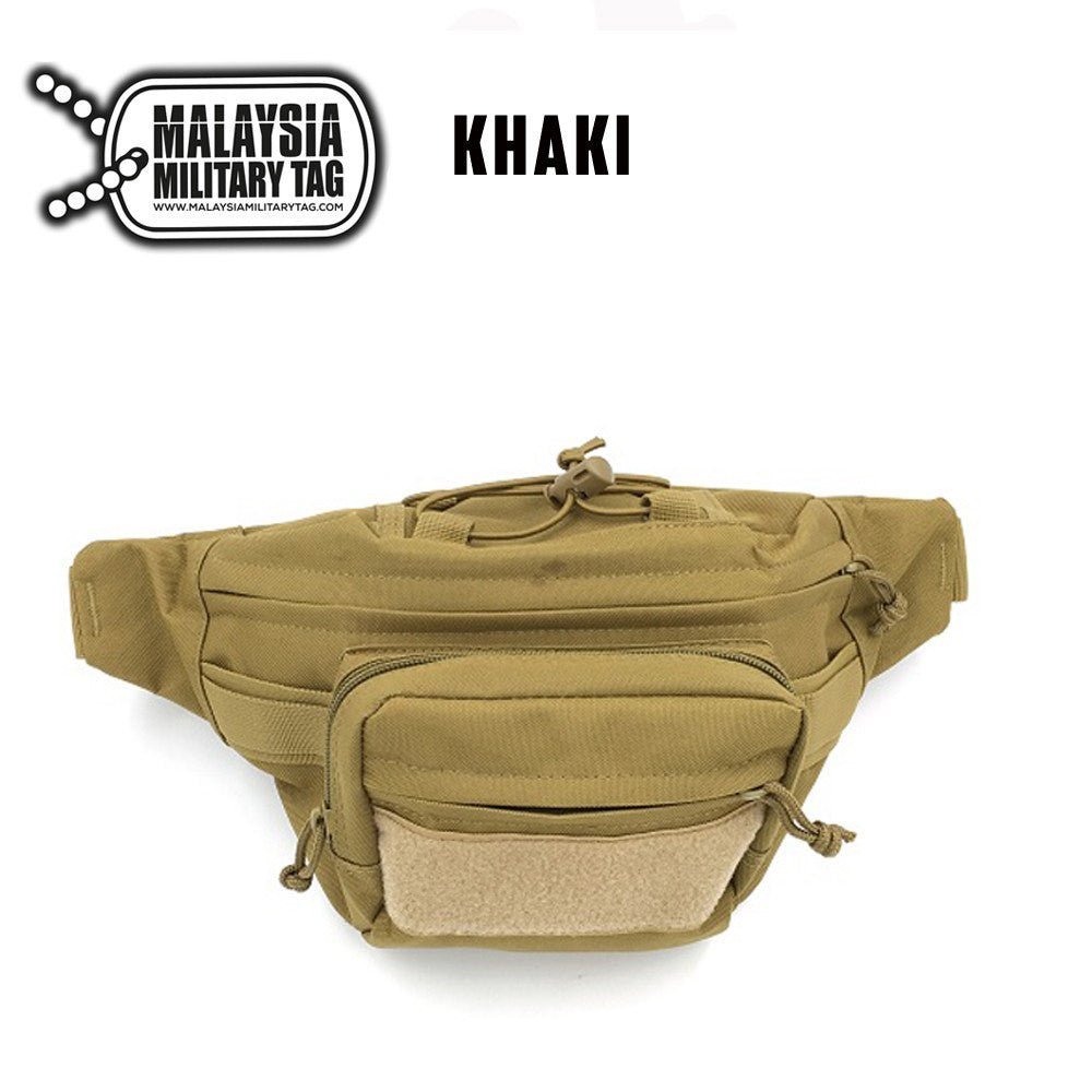 Night Cobra Tactical Waist Pouch(Free Shipping in Malaysia)