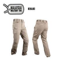 khaki military ix7 tactical pants