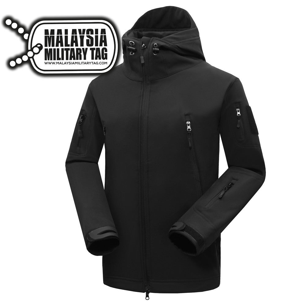 12 Color Tactical Tad Gear Shark Skin Soft S Ouflage Outdoor Jacket Sport Waterproof Hunting