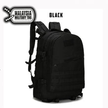 PUBG level 3 Backpack 40L