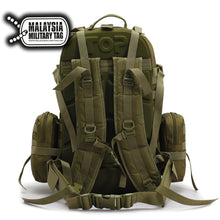 55L Tactical Military backpack(Free Shipping in Malaysia)