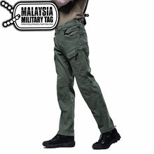 Oive green military ix7 tactical pants